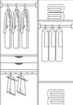 armoire vide