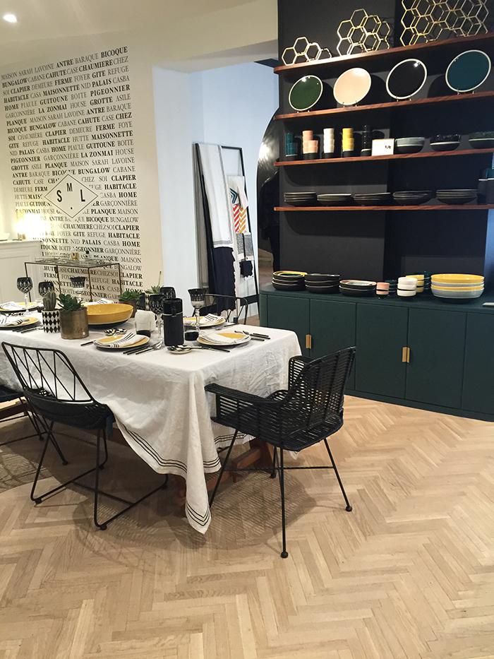 Sarah Lavoine\'s concept store -